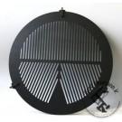 Bahtinov Maske für 250 oder 289mm