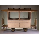 Bausatz Decauville Personenwagen, 2 Fenster, 45mm Spurweite (7/8th  1:13,3)