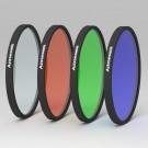 Astronomik L-RGB Type 2c Filterset 50mm, 4 filters