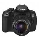 Canon EOS 750D UVVISIR Forensik-Umbau, Kit mit Objektiv EF-S 18-55 IS II