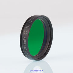 "Astronomik OIII-CCD 12nm Filter 1,25"" (M28.5)"