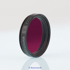 "Astronomik SII 12nm Filter 1,25"" (M28.5)"